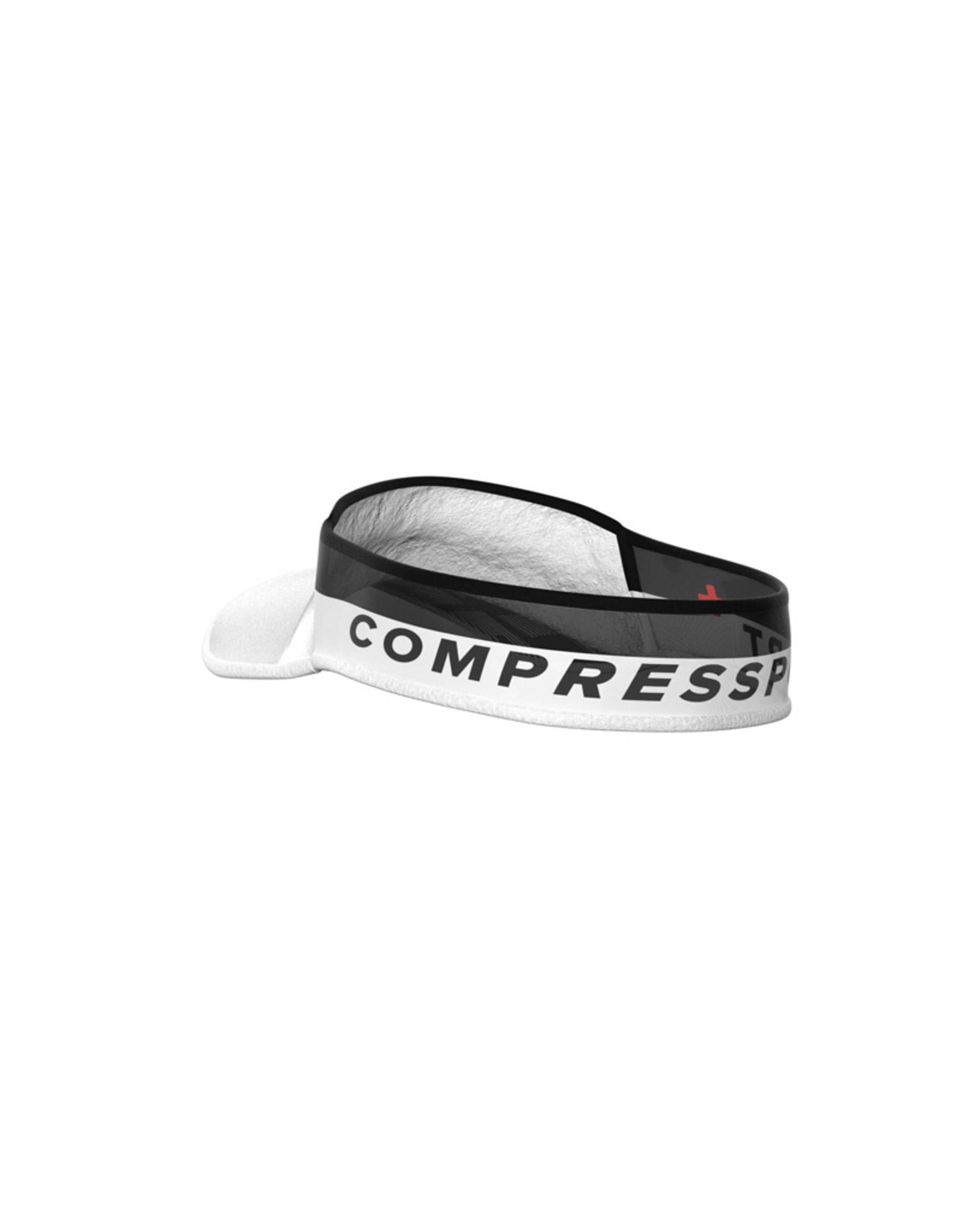Compressport Visor Ultralight - Blanc