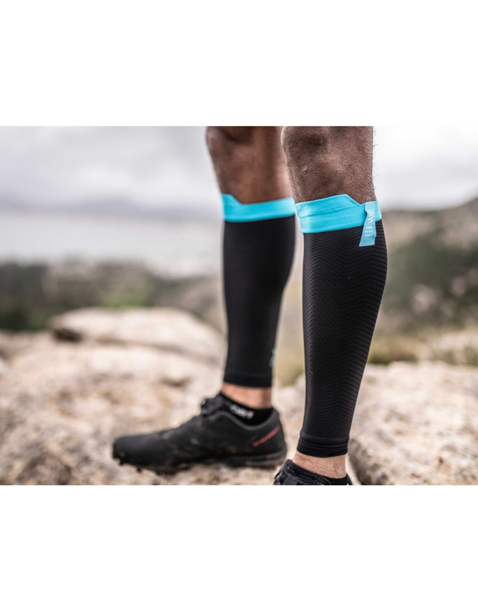 Compressport R2 Oxygen Tubes De Compression - Noir
