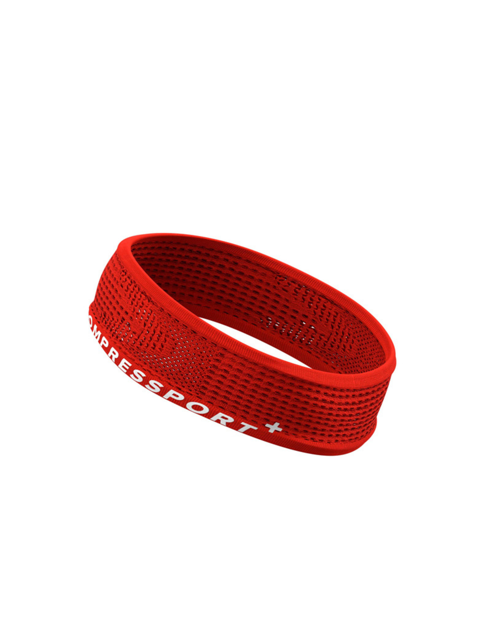 Compressport Thin Headband On/Off - Rood