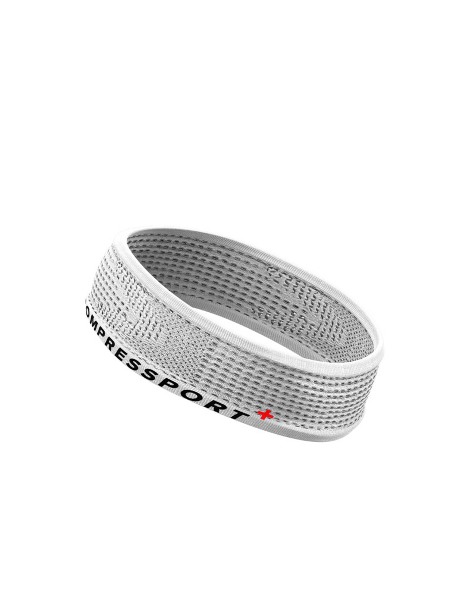 Compressport Thin Headband On/Off - Blanc