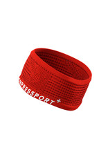 Compressport Headband On/Off - Rouge
