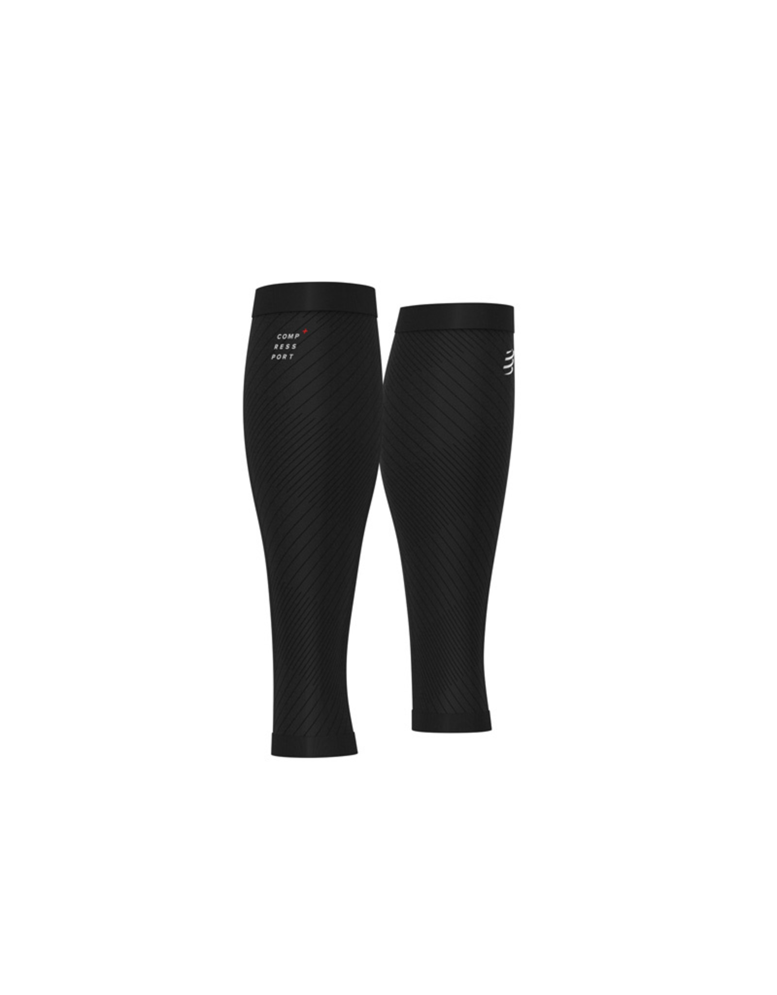 Compressport Full Socks Ultra Recovery Compressiesokken - Zwart