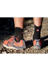 Compressport Pro Racing Socks V3.0 Trail Hardloopsokken Hoog - Zwart