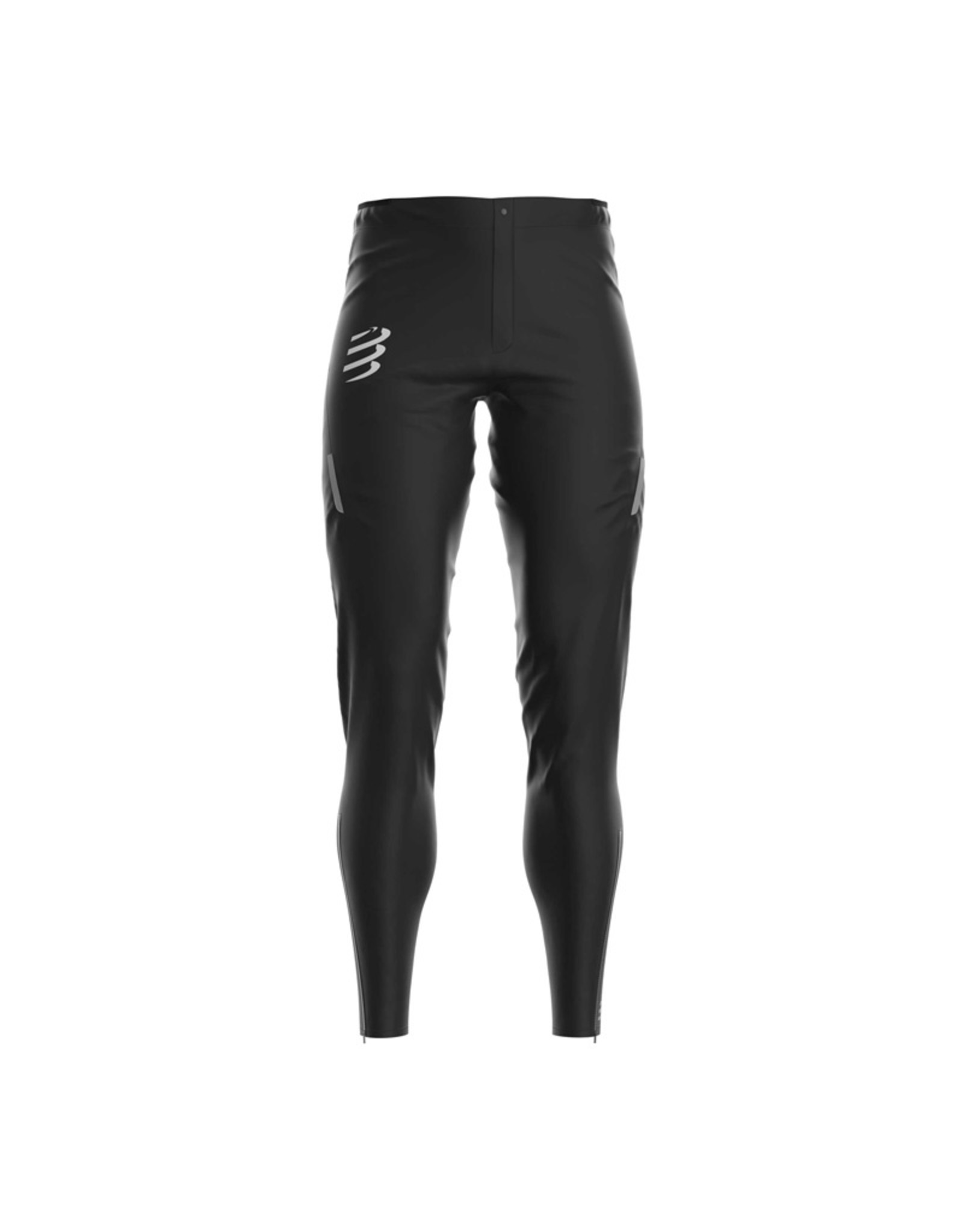 Compressport Hurricane Waterproof 10/10 Pants Pantalon Impermeable - Noir
