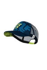 Compressport Trucker Cap - Blauw