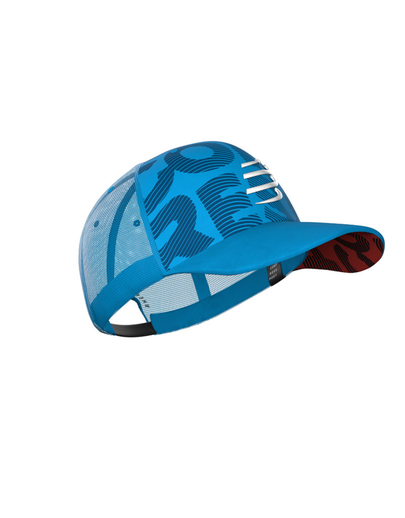 Compressport Trucker Cap - Lichtblauw