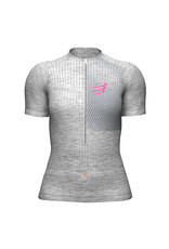 Compressport Trail Postural Ss Top Chemise Trail Running - Gris