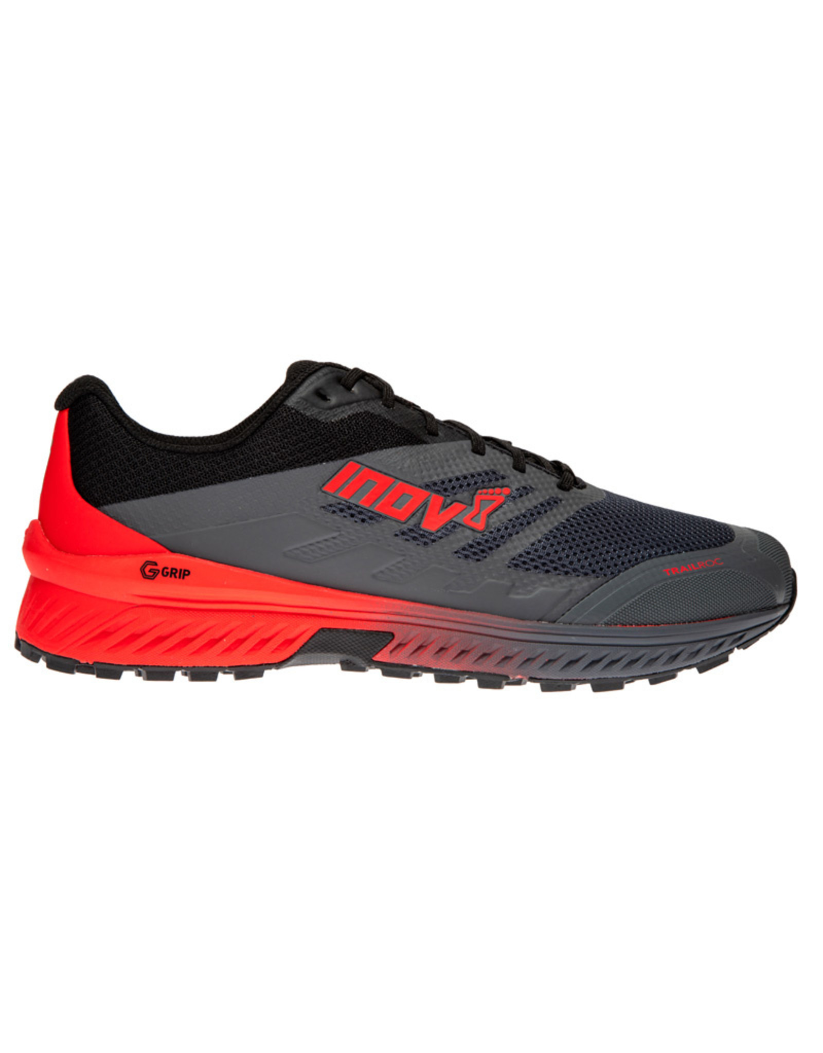 Inov-8 Trailroc 280 Chaussure Trailrun - Gris/Rouge