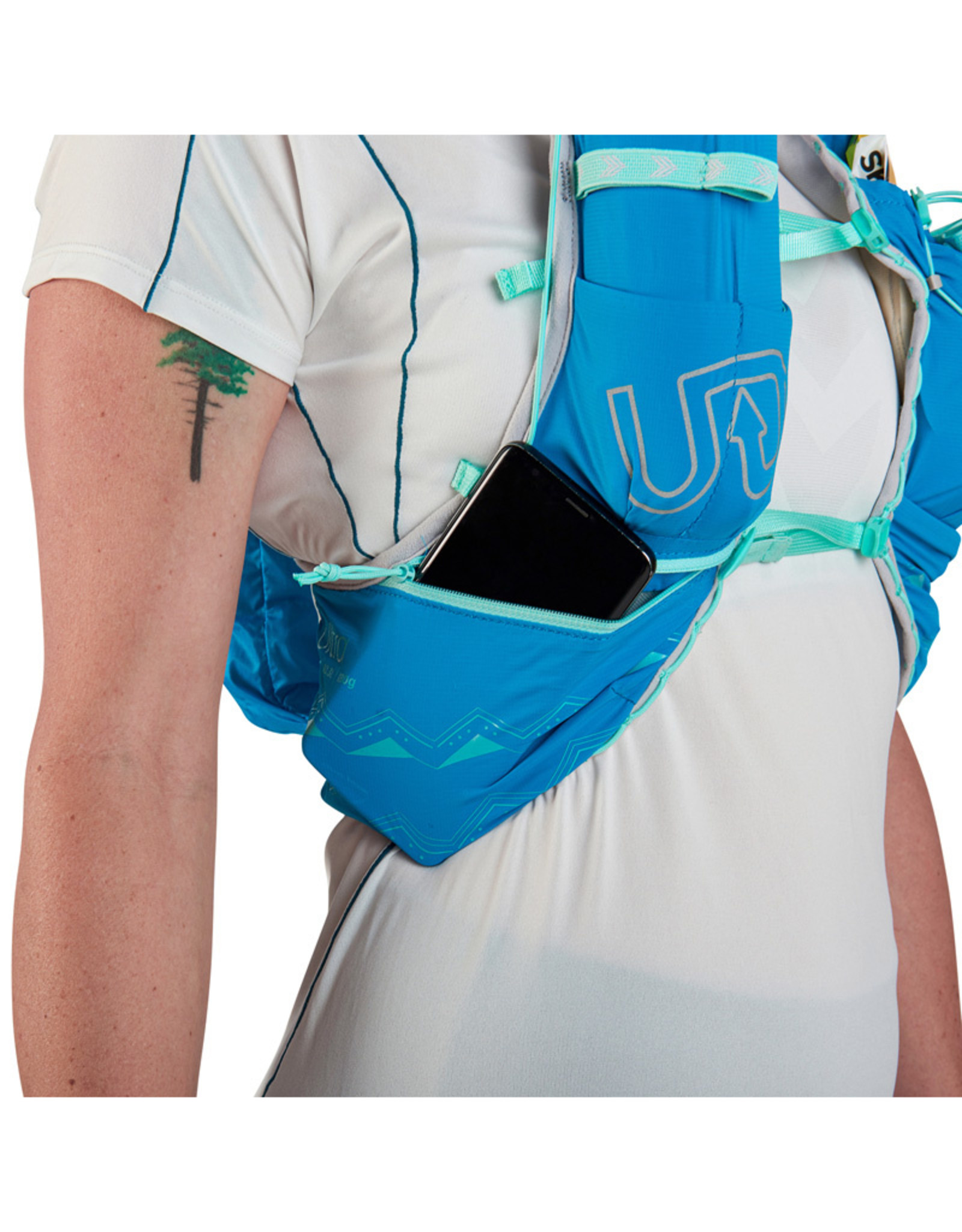 Ultimate Direction Ultra Vesta 5.0 Trail Rugzak - Blauw