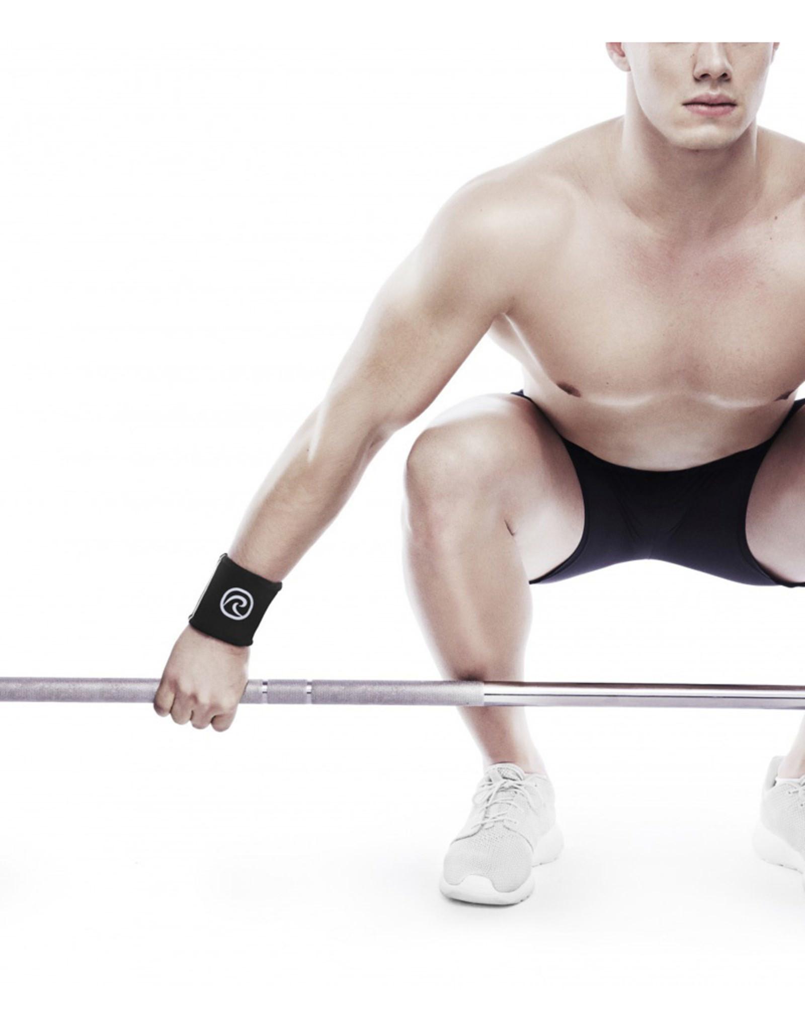 Rehband Rx Wrist Sleeve 5Mm Polsbrace - Zwart