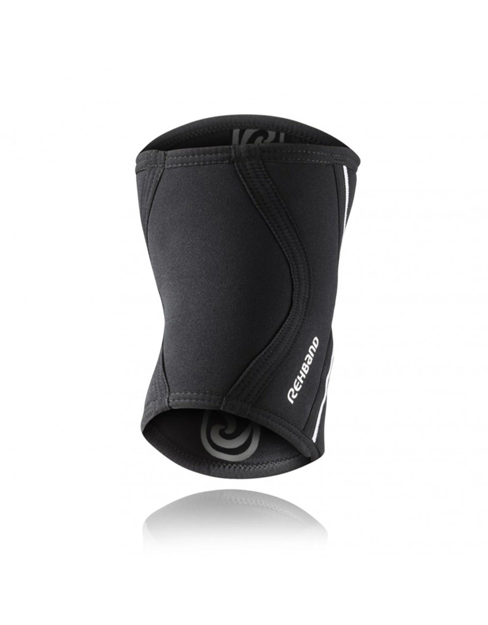 Rehband Rx Elbow Sleeve 5Mm Elleboogbrace - Zwart