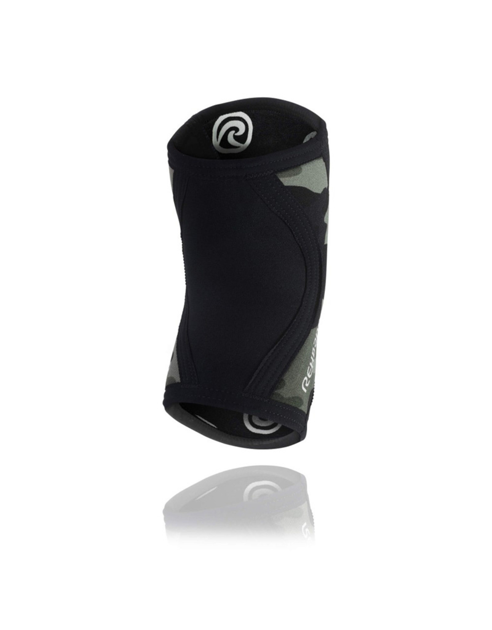 Rehband Rx Elbow Sleeve 5Mm Attelle De Coude - Camo