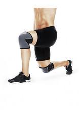 Rehband Rx Knee Sleeve 5Mm Kniebrace - Grijs