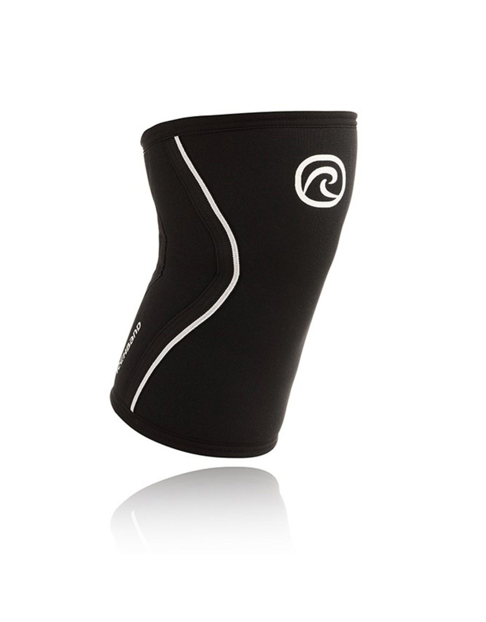 Rehband Rx Knee Sleeve 7Mm Kniebrace - Zwart