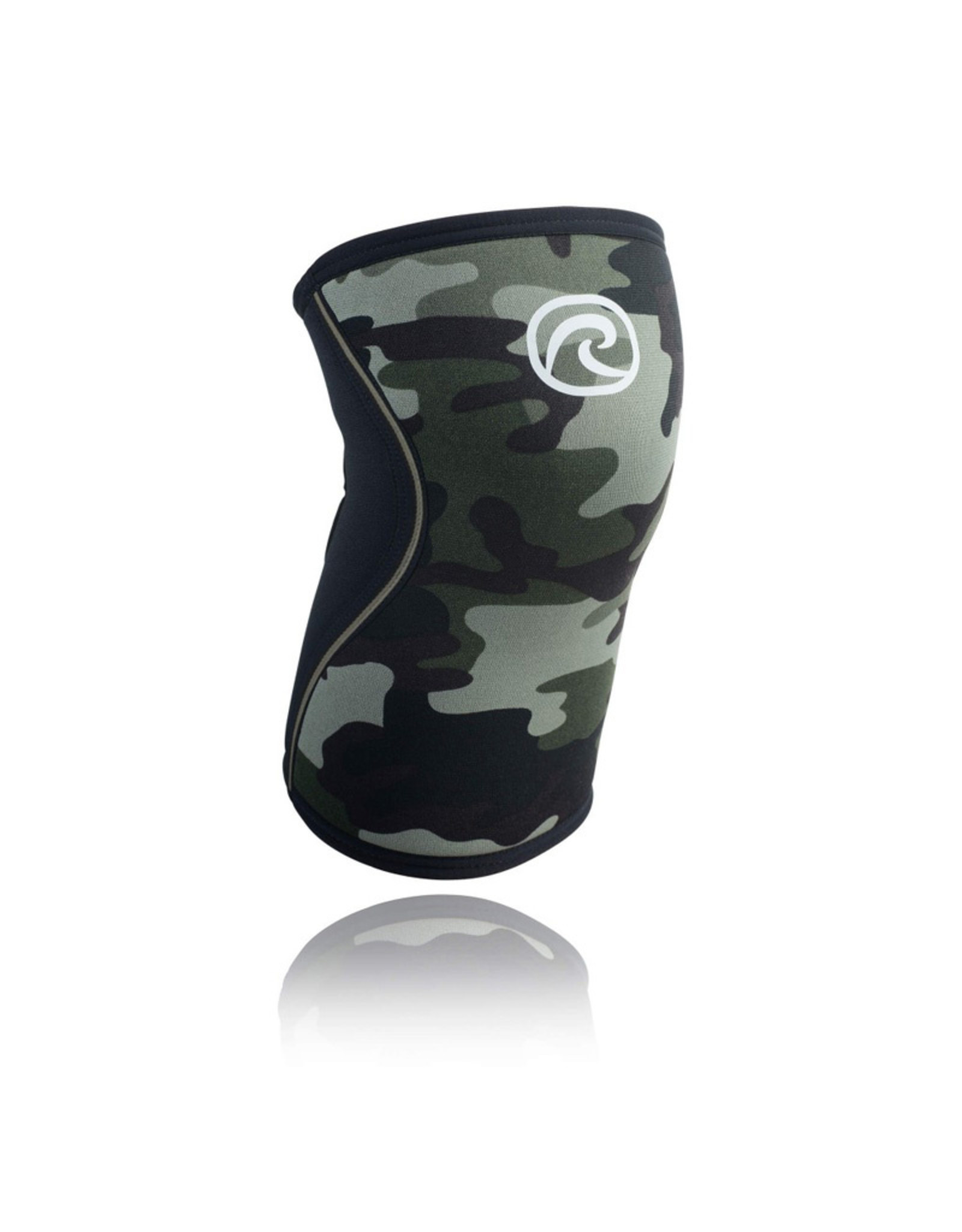 Rehband Rx Knee Sleeve 7Mm Kniebrace - Camo