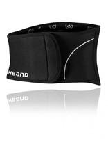 Rehband Qd Back Support 5Mm Ceinture Dorsale - Noir