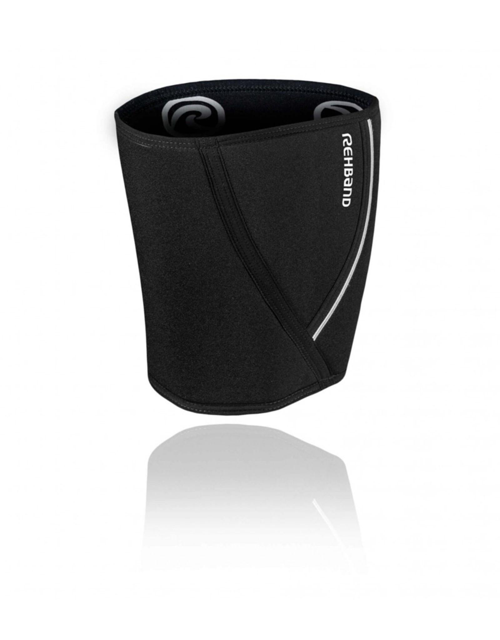 Rehband Qd Thigh Support 5Mm Dijbandage - Zwart