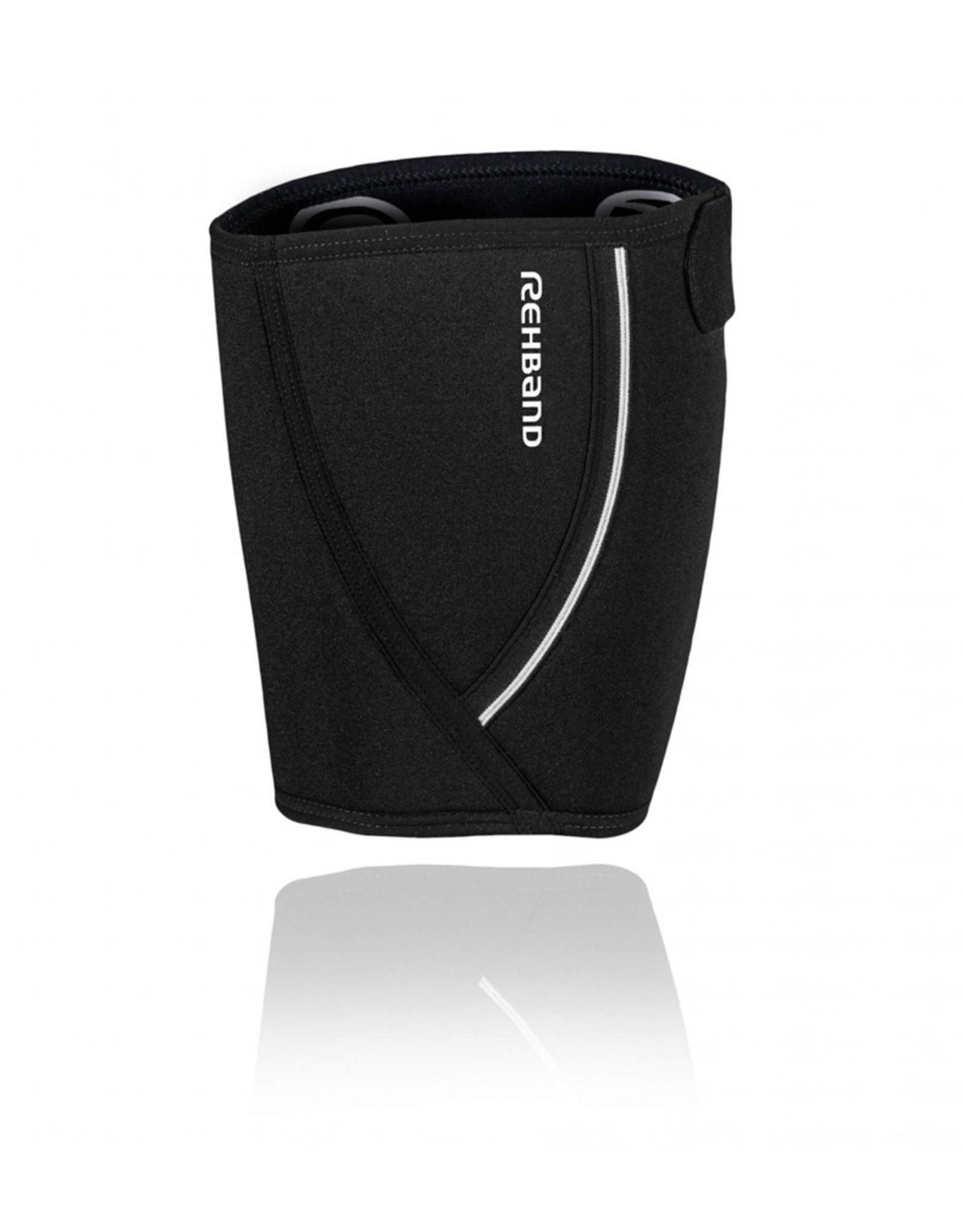 Rehband Qd Thigh Support 5Mm  Bandage De Cuisse - Noir