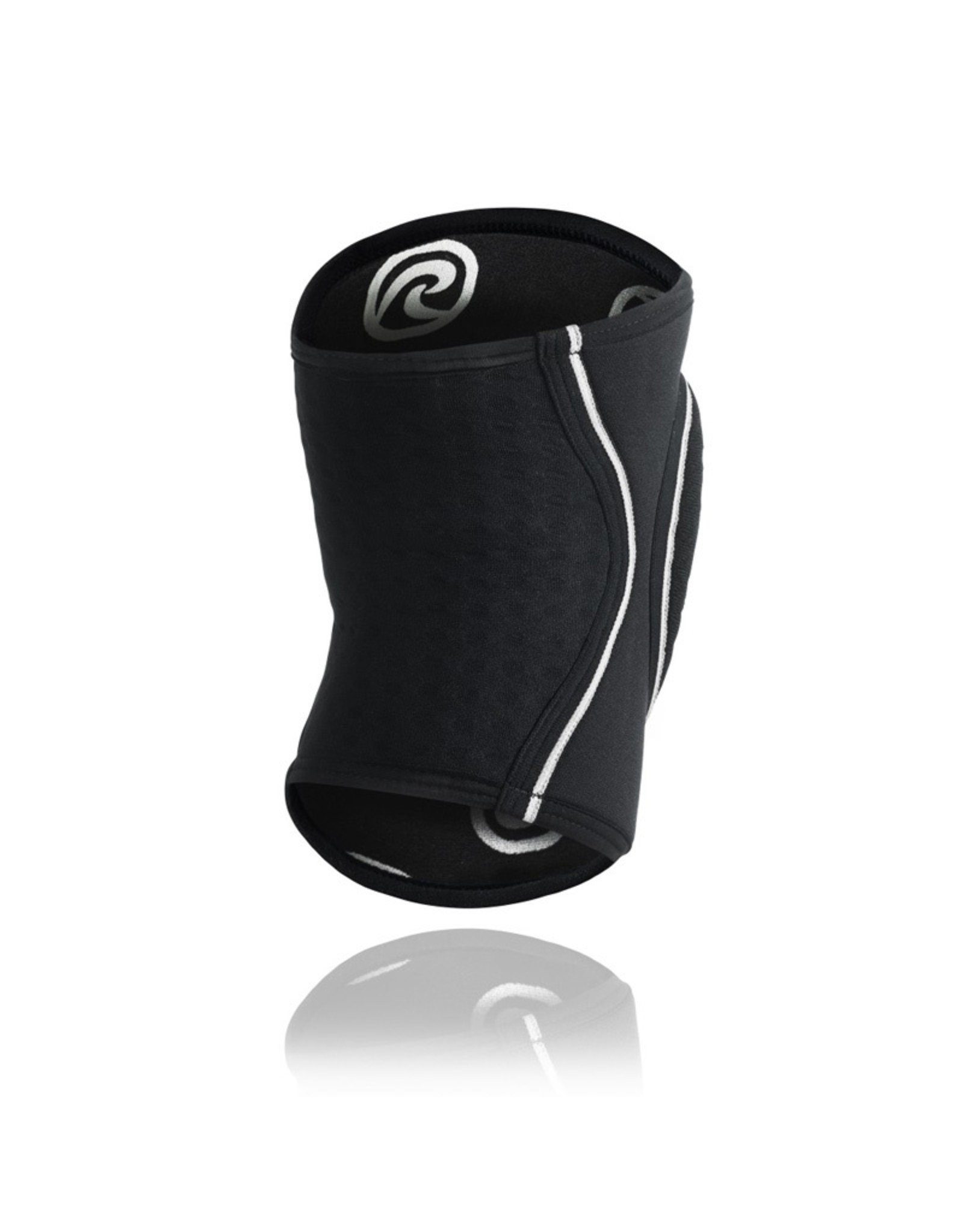 Rehband Prn Knee Pad Jr 5Mm Kniebrace Pair - Zwart