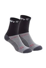 Inov-8 Speed Sock Hardloopsokken Hoog Twee Paar - Zwart