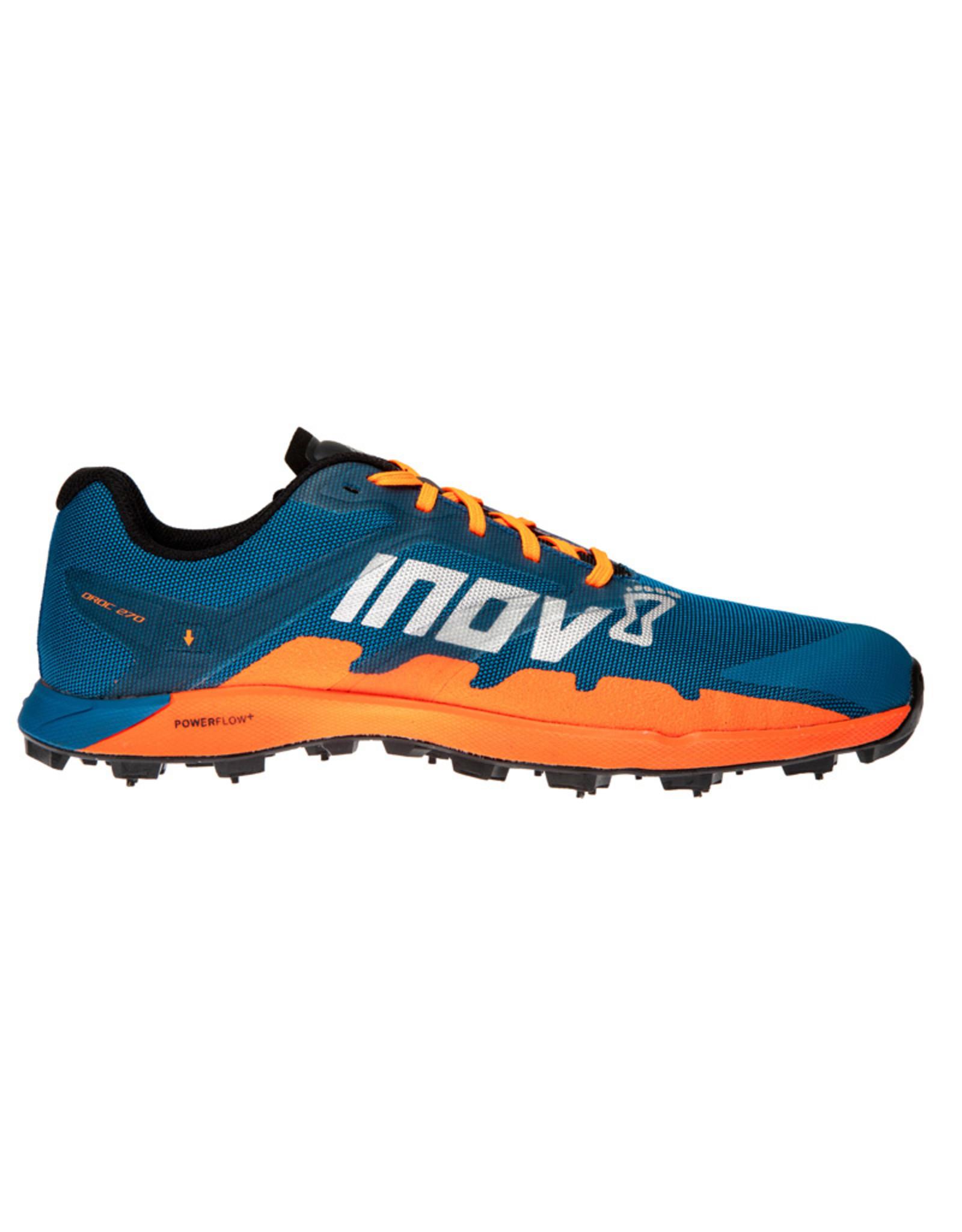 Inov-8 Oroc 270 Orientatielopen Schoen - Blauw/Oranje