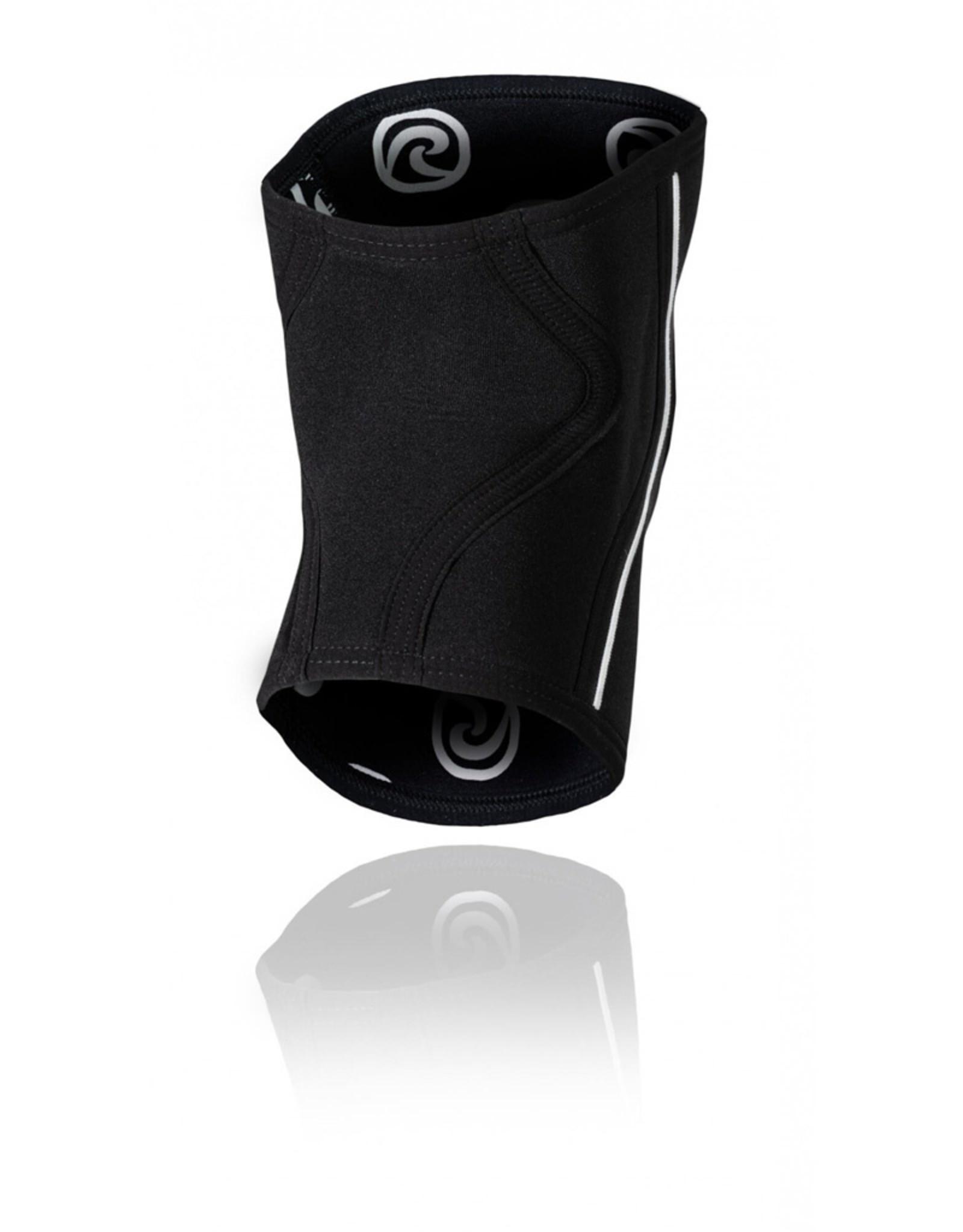 Rehband Ud Knee Sleeve Patella Open Kniebrace - Zwart