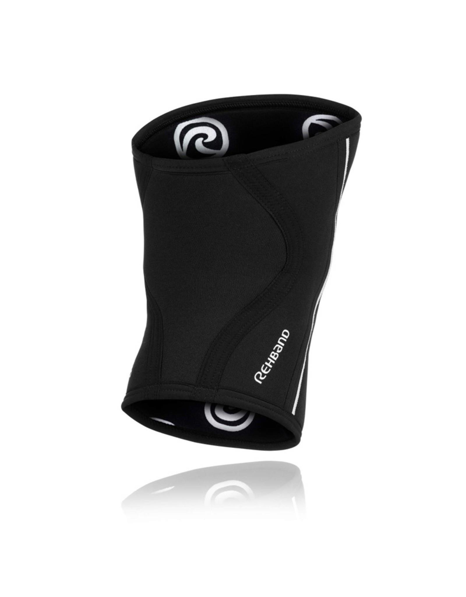Rehband Rx Knee Sleeve 3Mm Genouillere - Noir