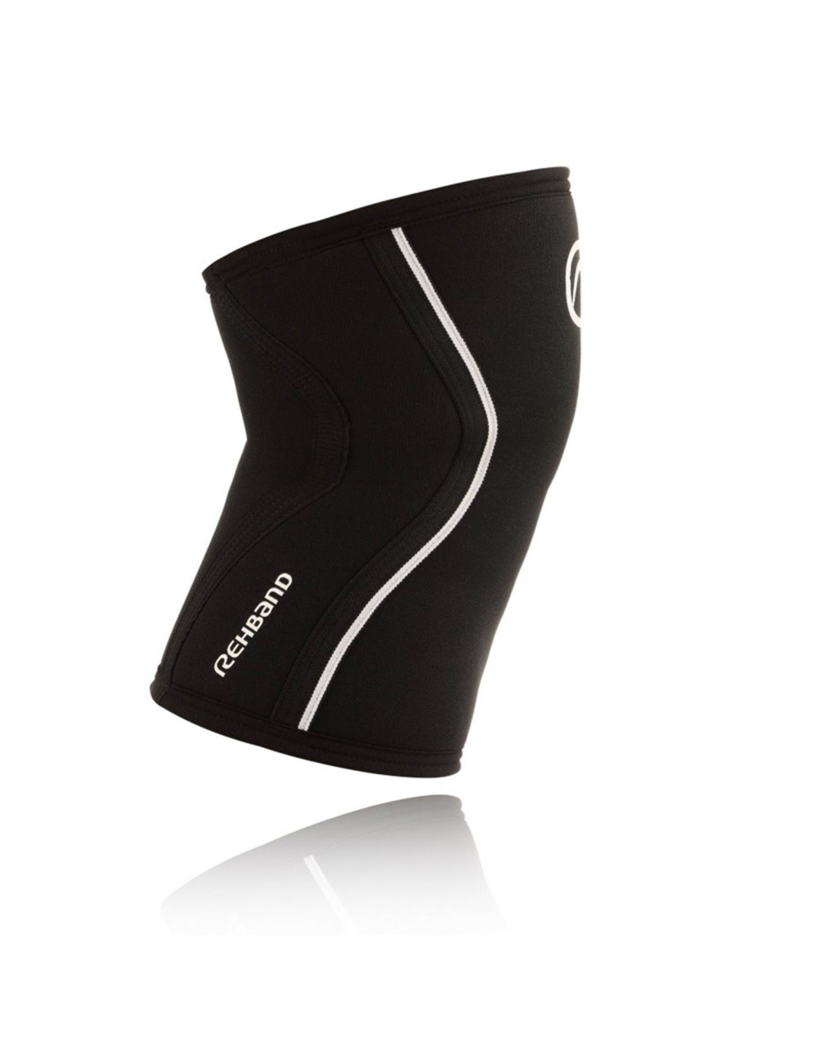 Rehband Rx Knee Sleeve 3Mm Kniebrace - Zwart