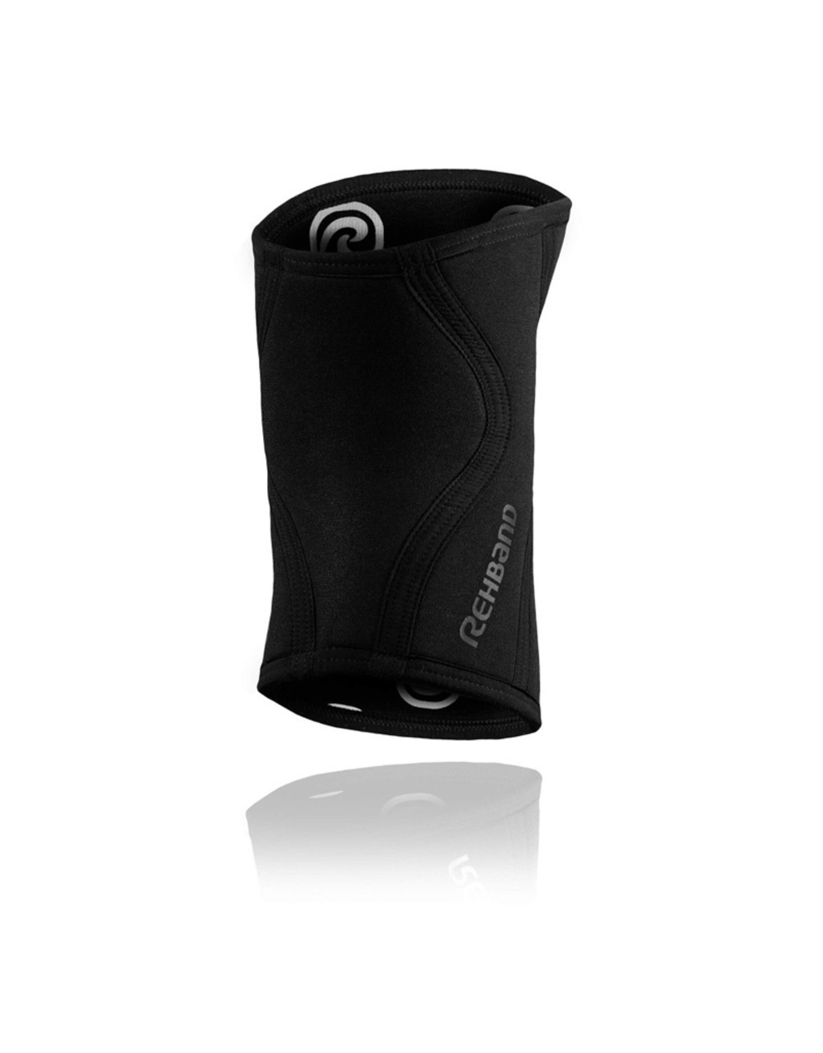 Rehband Rx Knee Sleeve 7Mm Kniebrace - Carbon