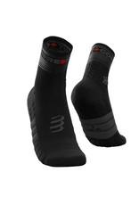 Compressport Pro Racing Socks Flash Hardloopsokken - Zwart