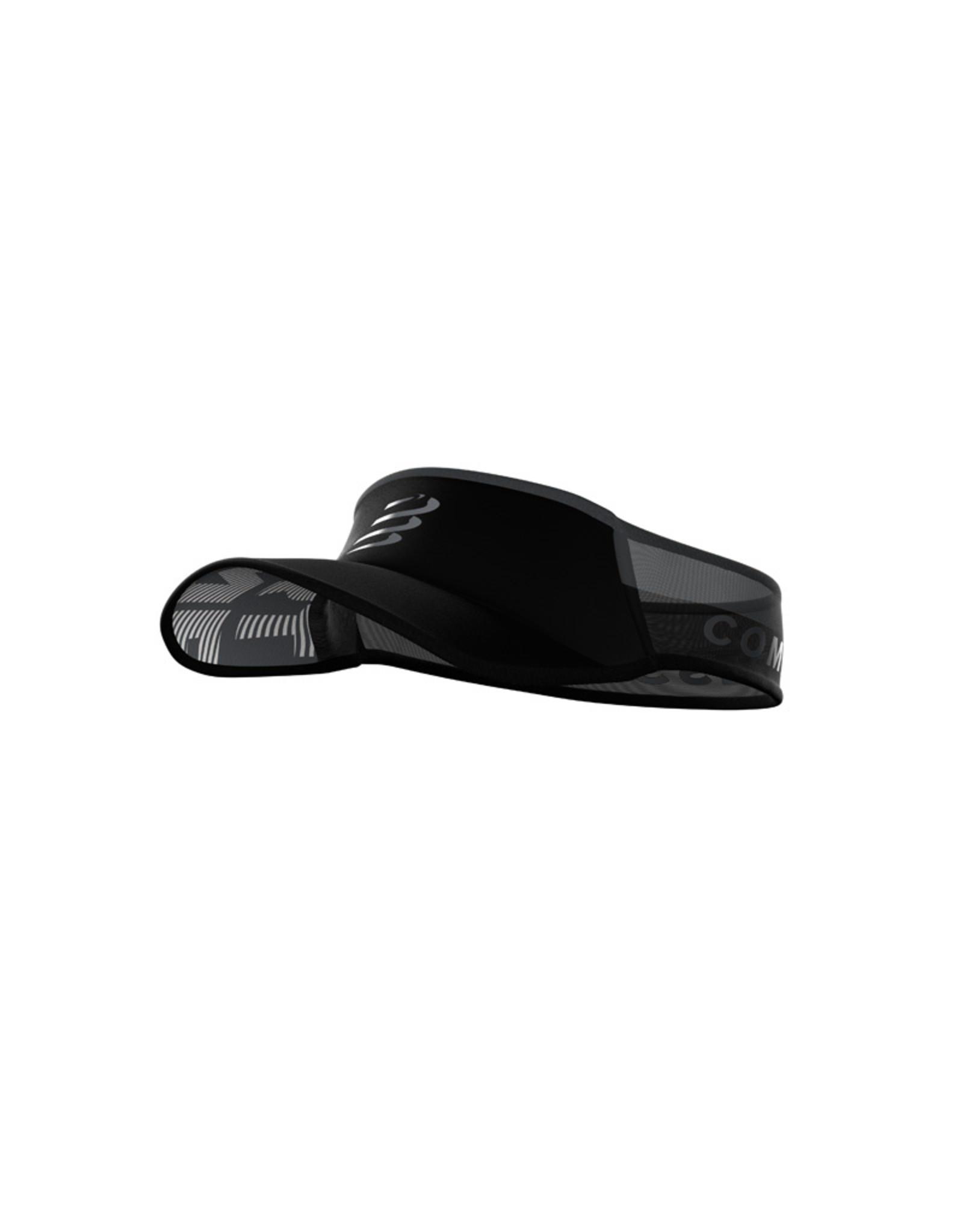 Compressport Visor Ultralight Flash - Noir
