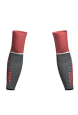 Compressport Armforce Ultralight Armsleeves - Rose