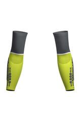 Compressport Armforce Ultralight Armsleeves - Jaune/Gris