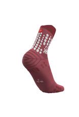 Compressport Pro Racing Socks V3.0 Trail Hardloopsokken - Roze