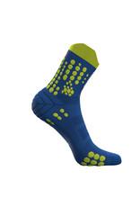 Compressport Pro Racing Socks V3.0 Trail Hardloopsokken - Blauw