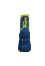 Compressport Pro Racing Socks V3.0 Trail Chaussettes De Running - Bleu
