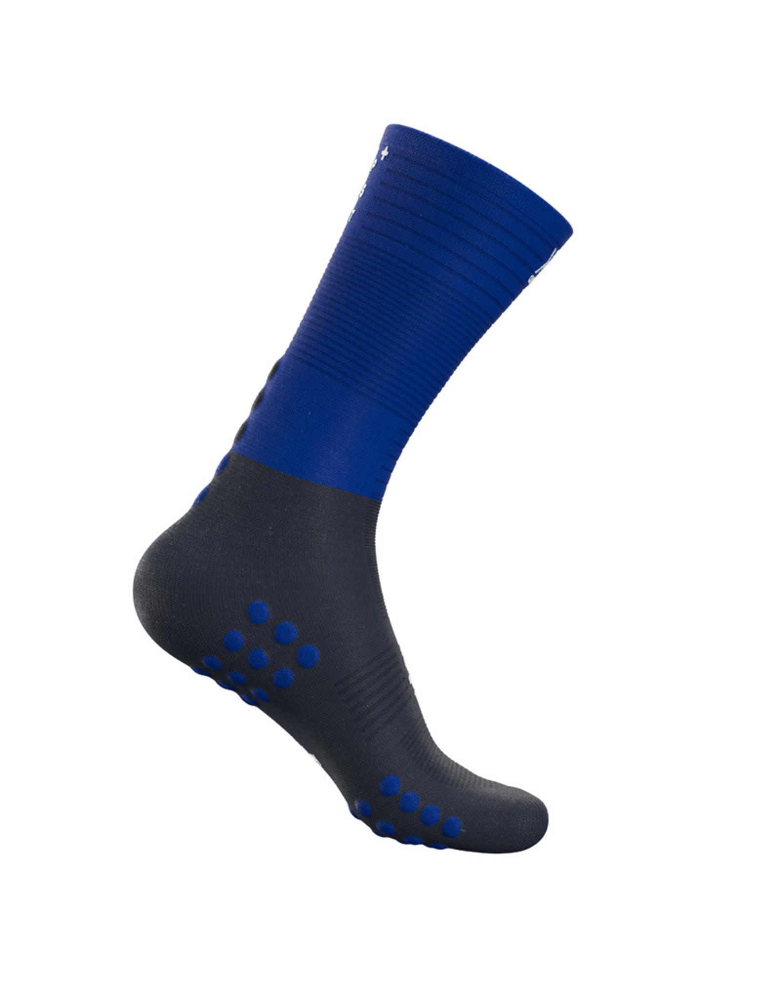 Compressport Mid Compression Socks - Blauw