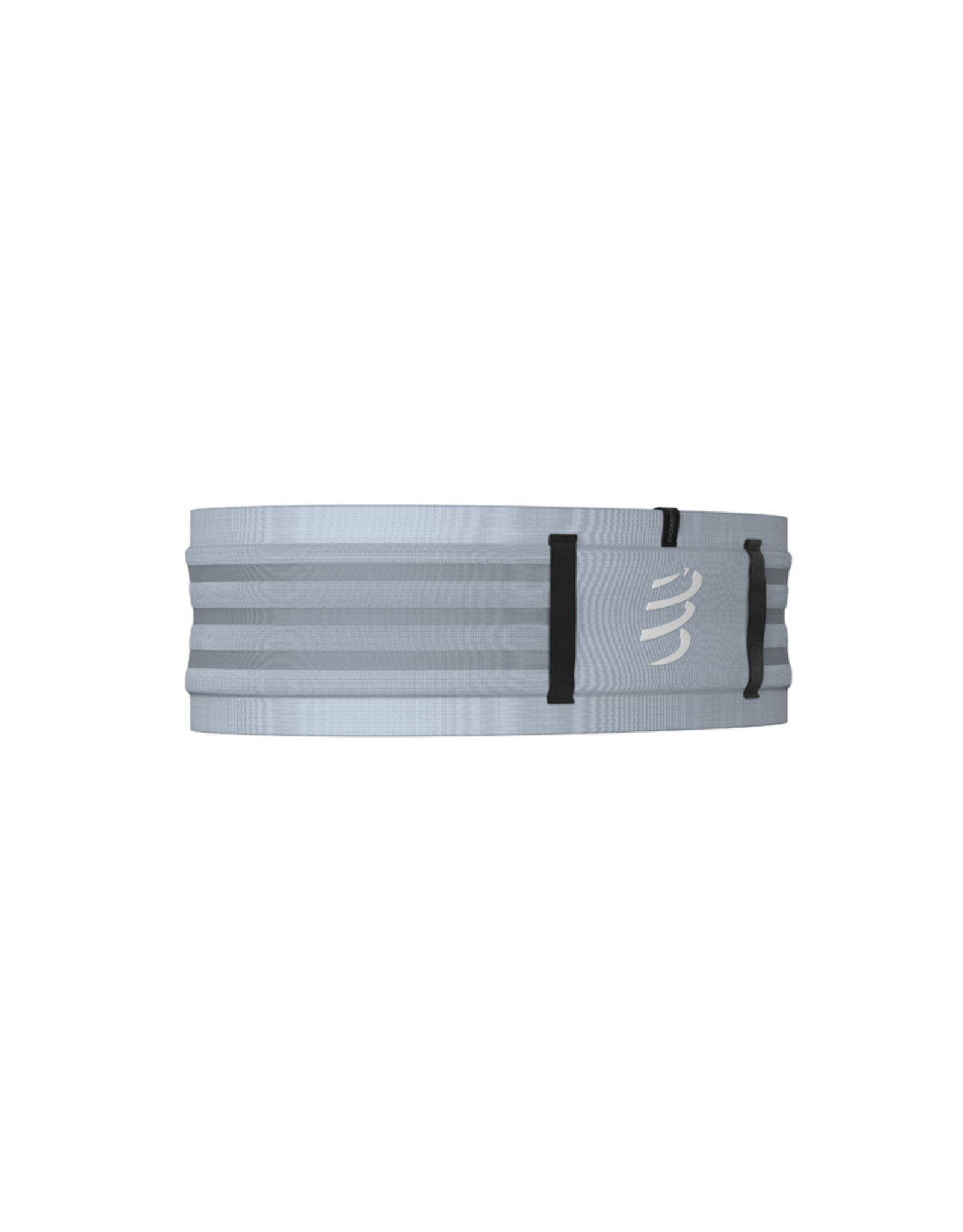 Compressport Free Belt Pro Heupband Met Lussen - Grijs
