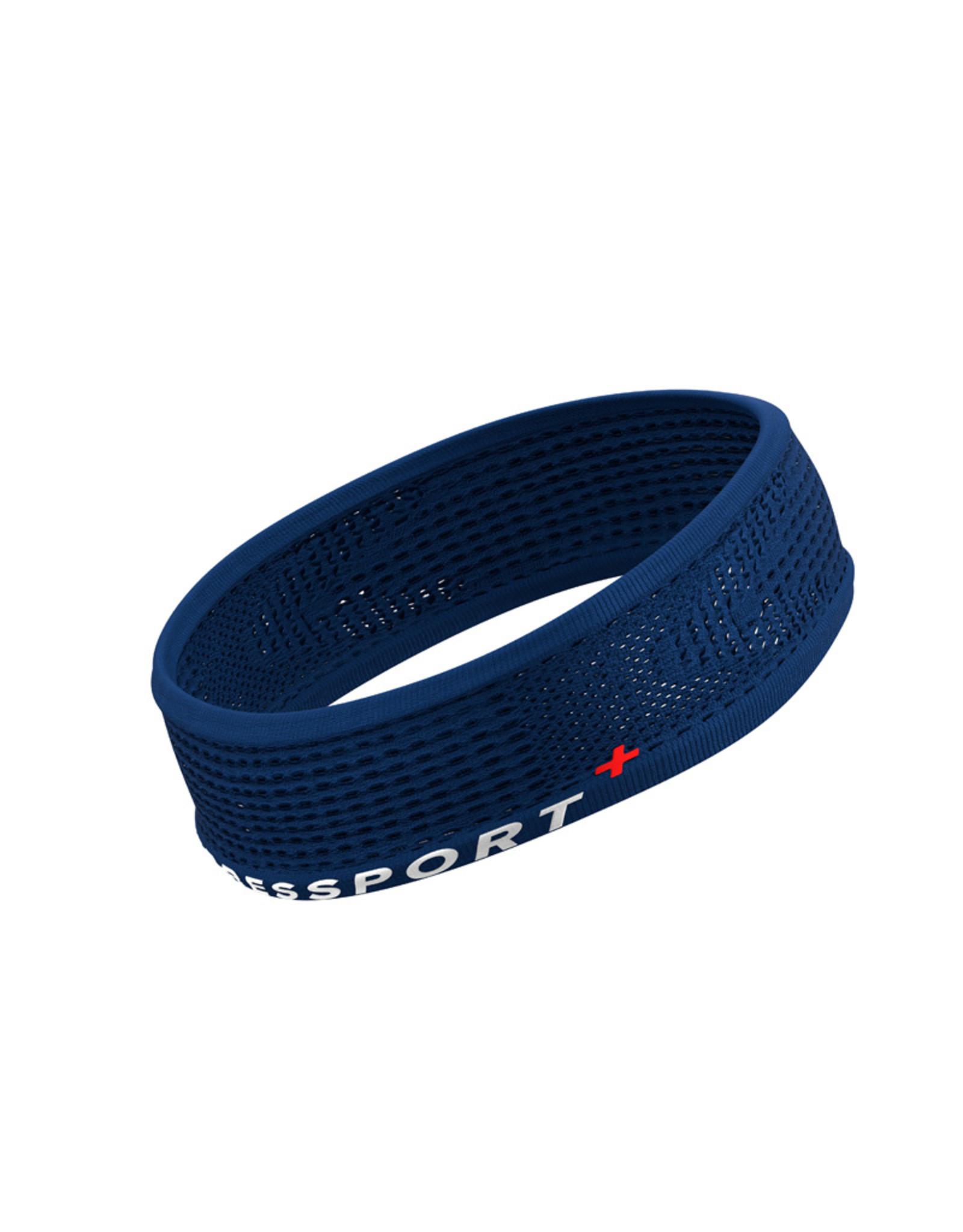 Compressport Thin Headband On/Off - Blauw