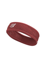 Compressport Thin Headband On/Off - Rose