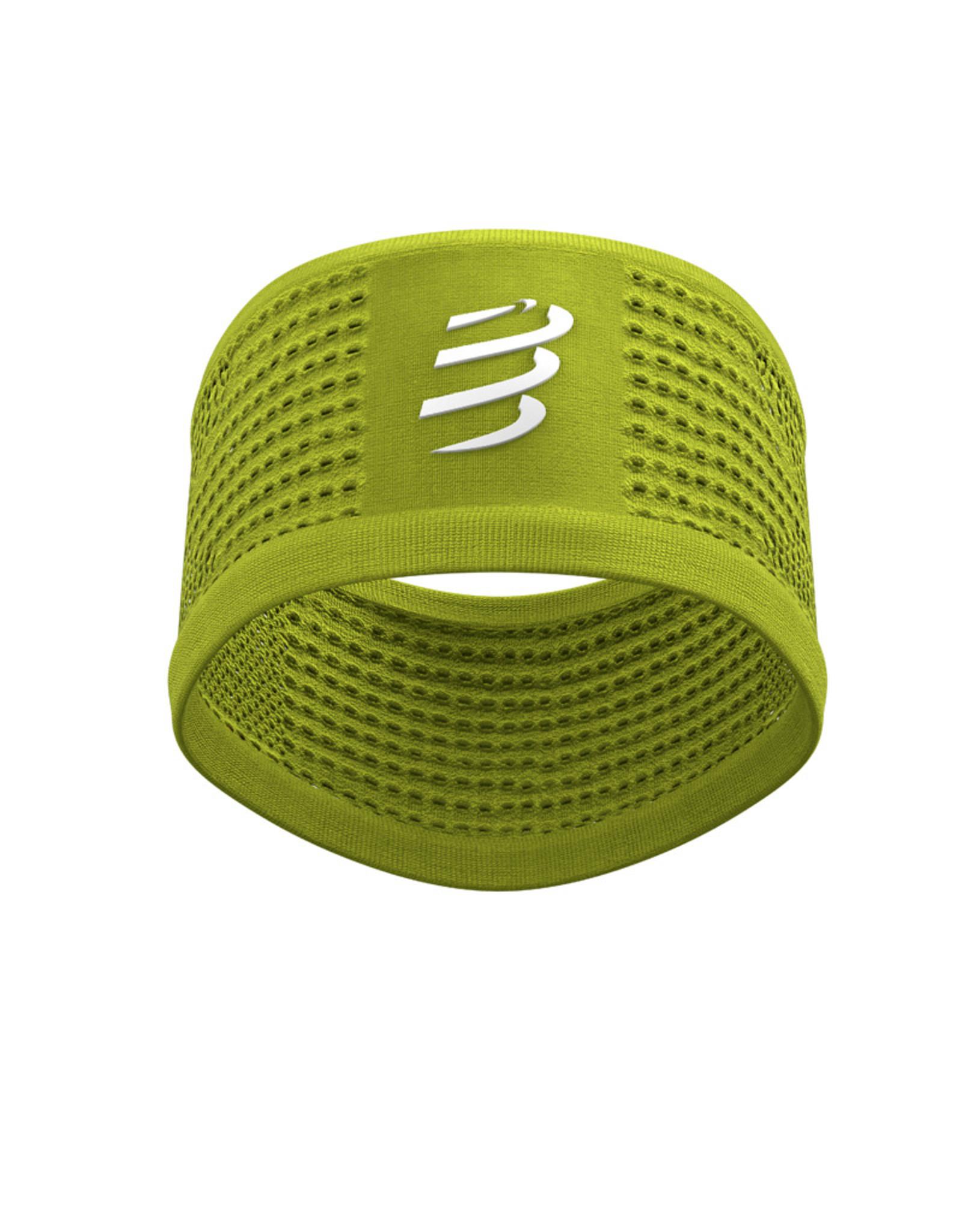 Compressport Headband On/Off - Geel
