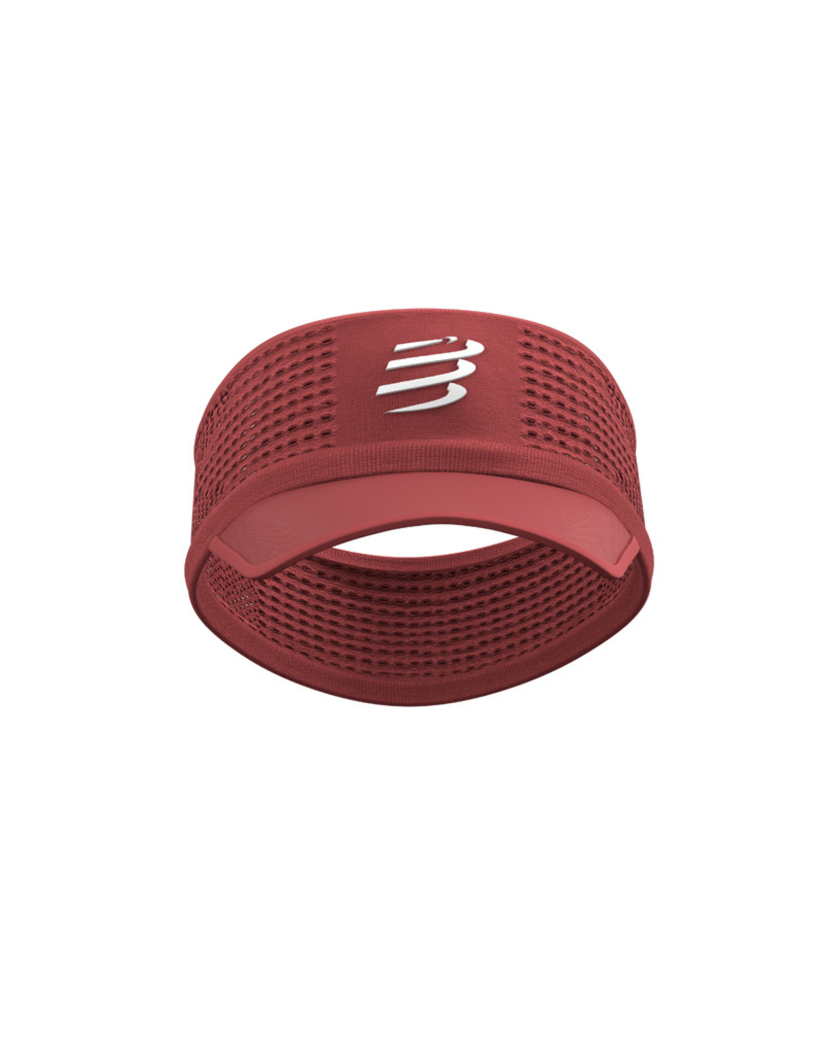 Compressport Spiderweb Headband On/Off - Rose