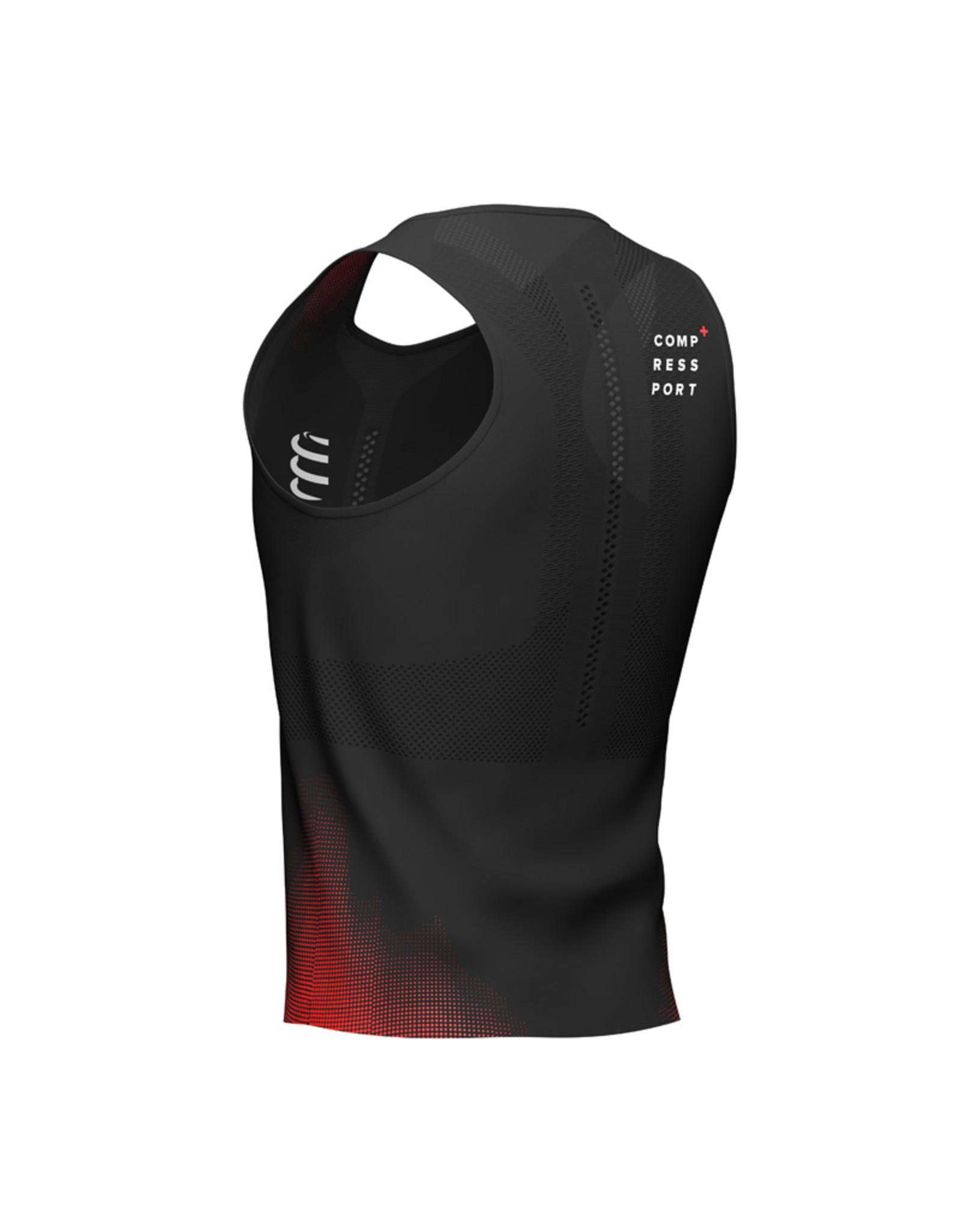 Compressport Pro Racing Singlet - Noir