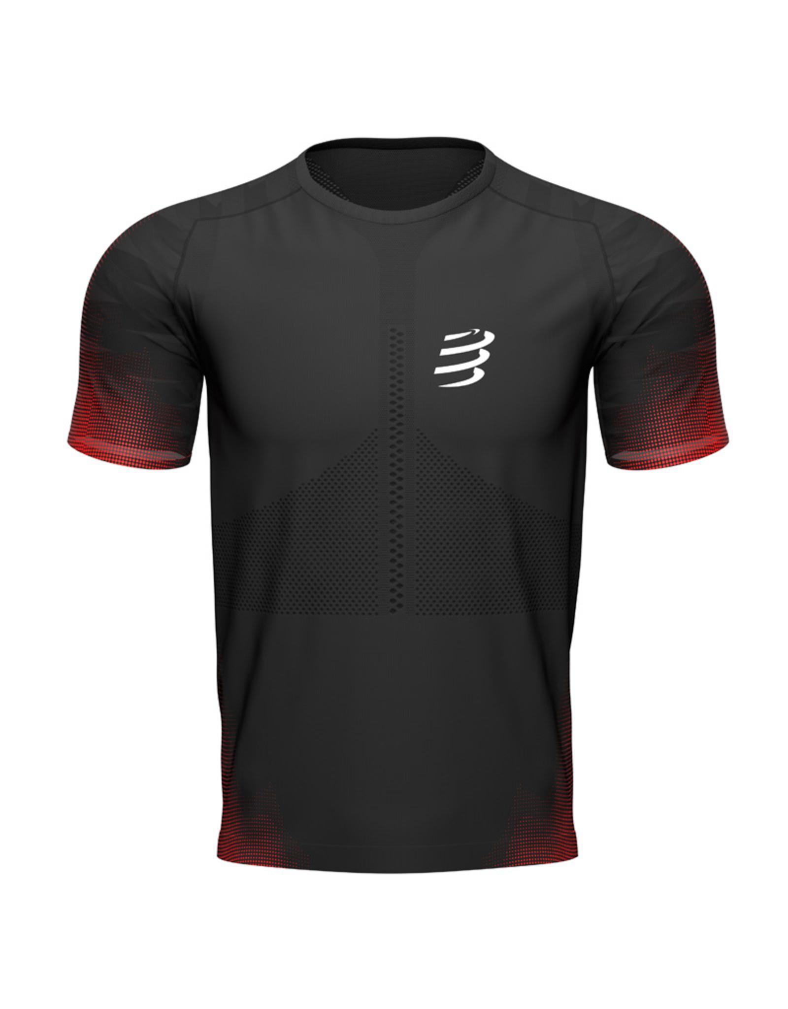 Compressport Racing SS Tshirt - Noir