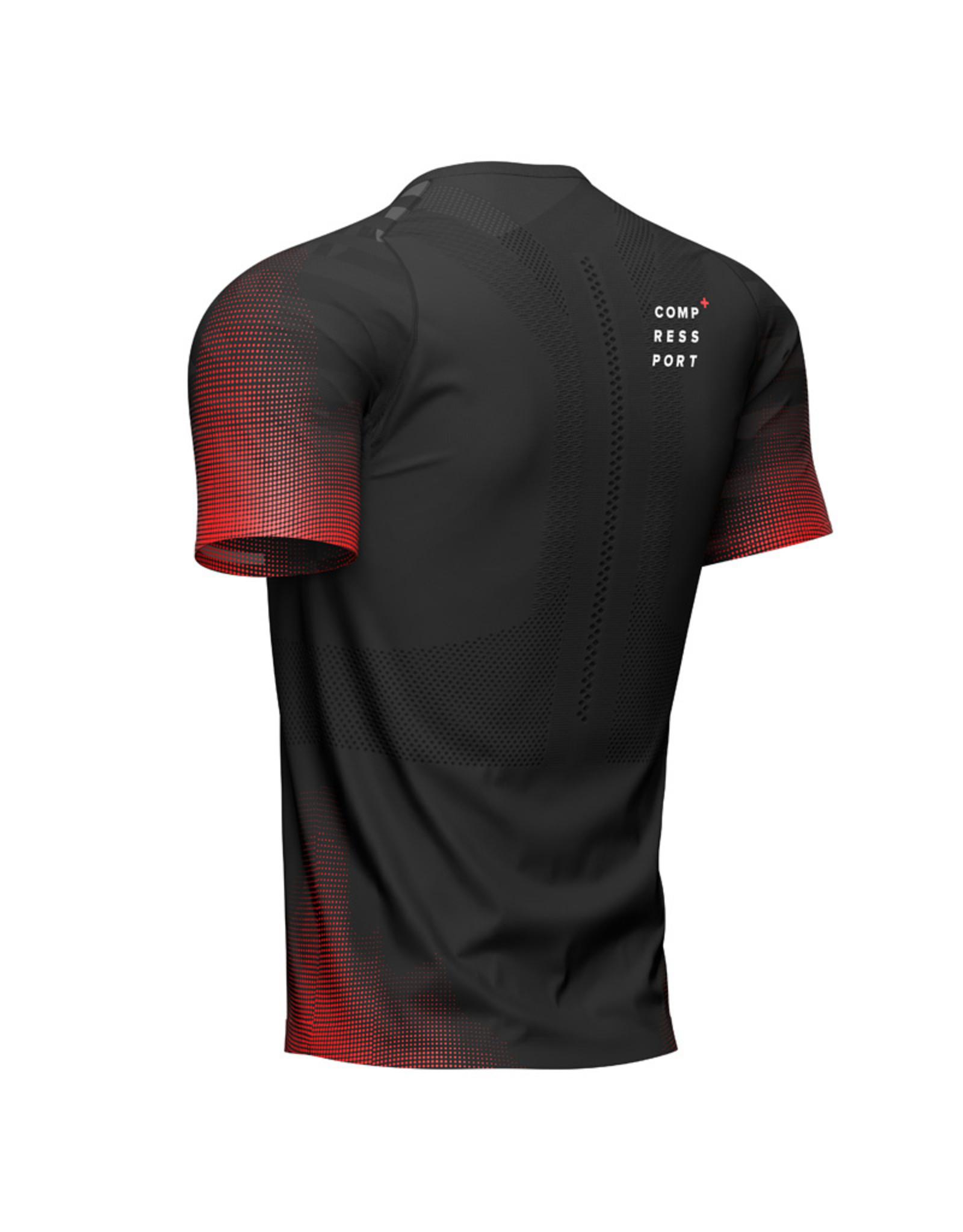 Compressport Racing SS Tshirt - Zwart