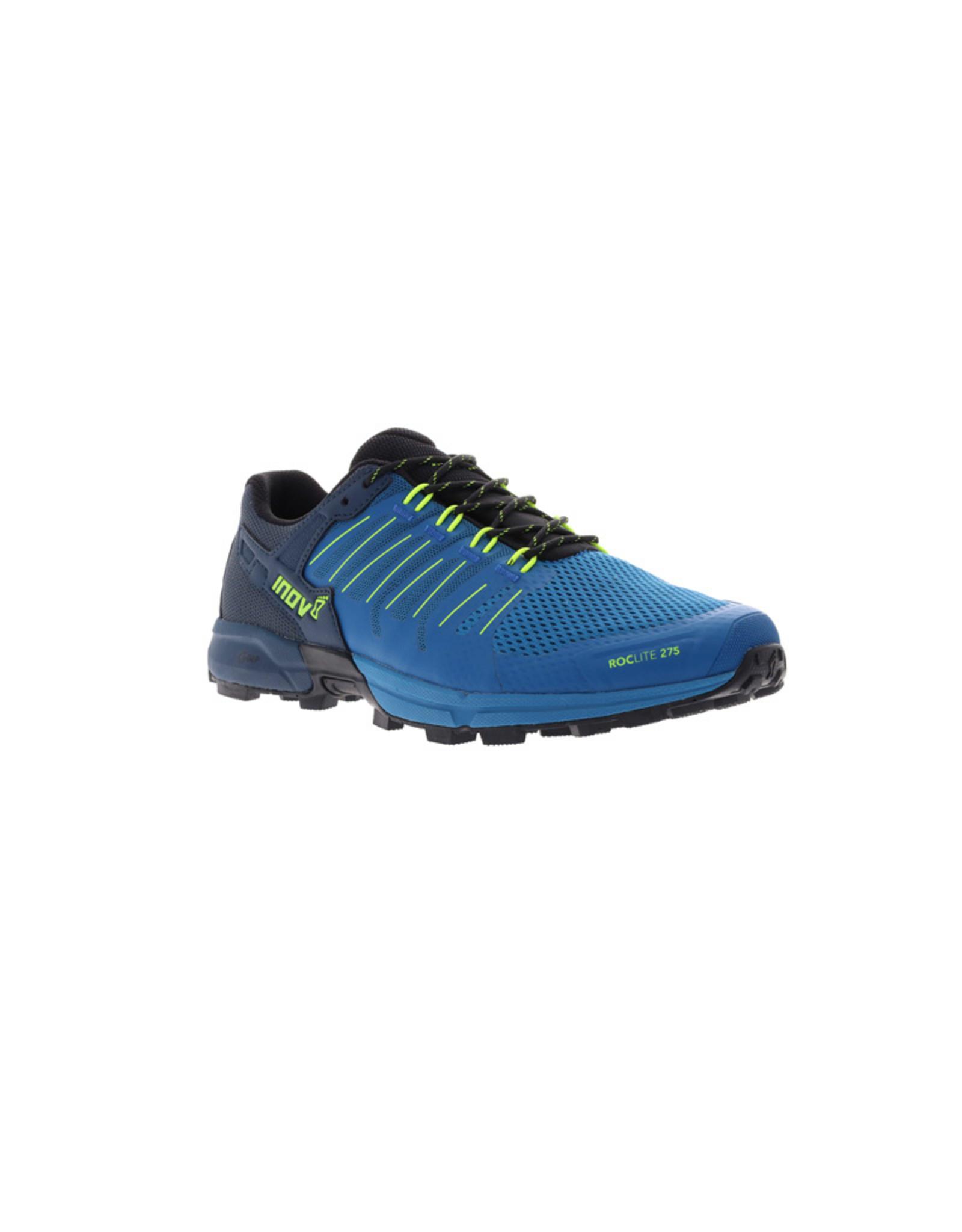 Inov-8 Roclite 275 Trailrunning Schoen - Blauw/Geel