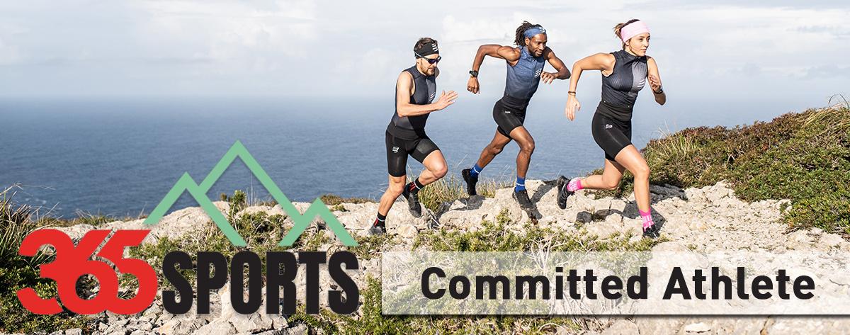 Committed Athlete - Sebastiaan Munter