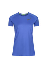 Inov-8 Base Elite Shirt Korte Mouw - Blauw