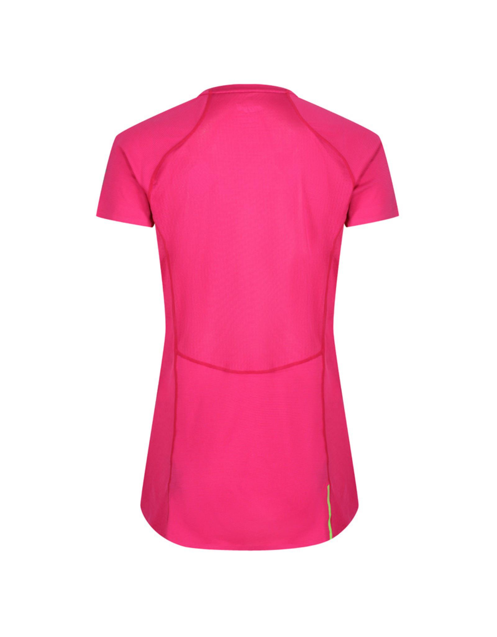 Inov-8 Base Elite Shirt Manche Courte - Rose