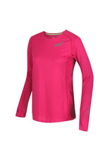 Inov-8 Base Elite Shirt Lange Mouw - Roze